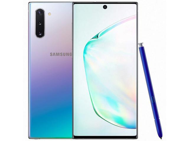 Samsung Note 10 Plus Alan Yerler