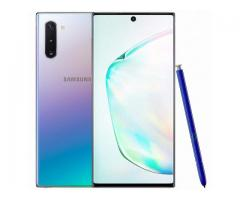 Samsung Note 10 Plus Alan Yerler