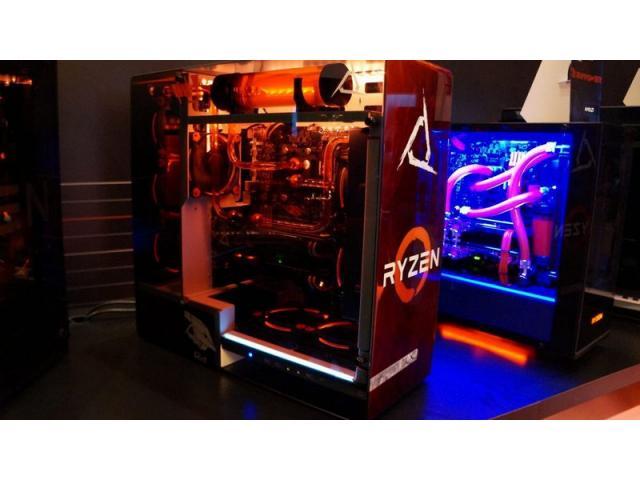 AMD Bilgisayar Alan Yerler