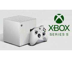 Xbox Series S Alan Yerler