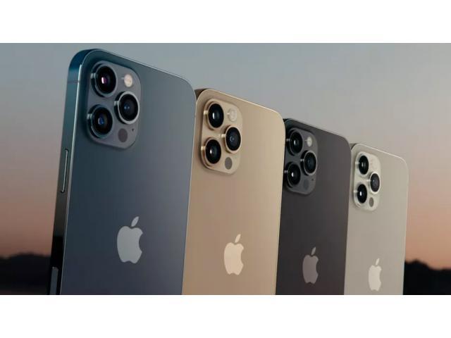 İphone 12 Pro Alan Yerler