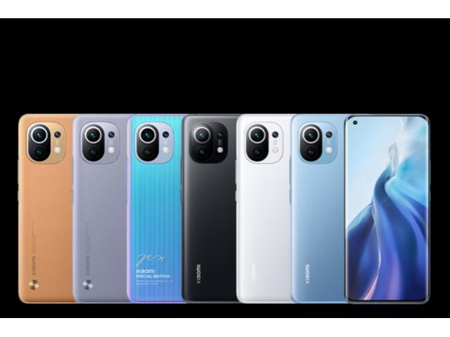 Xiaomi Mi 11 Alan Yerler
