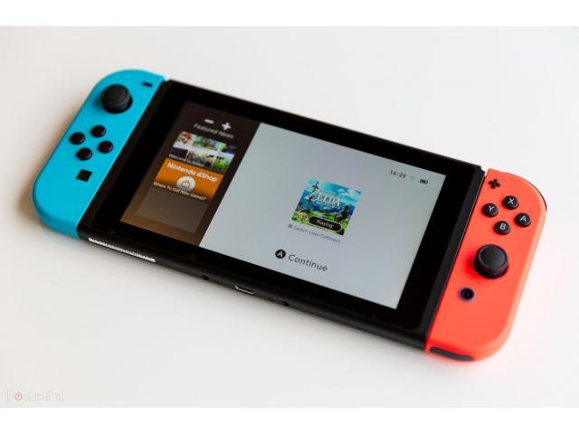 Nintendo Switch Oyun Konsolu Alan Yerler